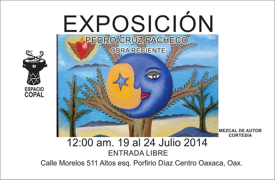 Exposicion - Espacio Copal - Pedro Cruz Pacheco